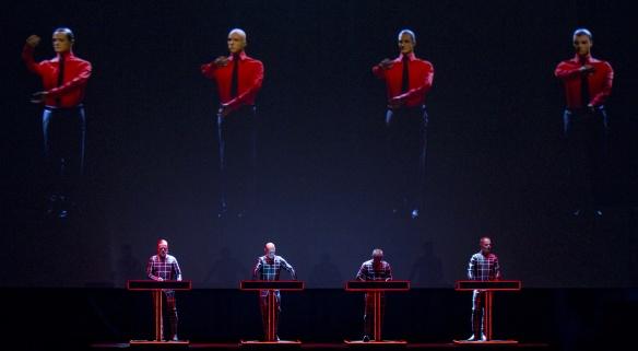Gwiazdą numer jeden Pohody był w tym roku Kraftwerk